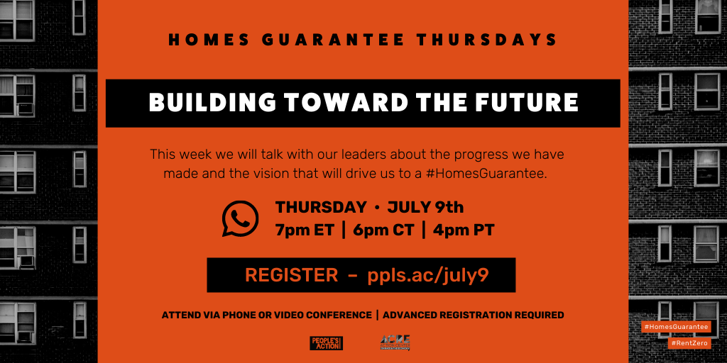 ARCHIVED: Building Toward The Future – July 9th