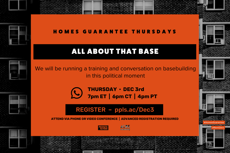 REGISTER: All About That Base – Dec 3